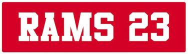 Logo rams 23